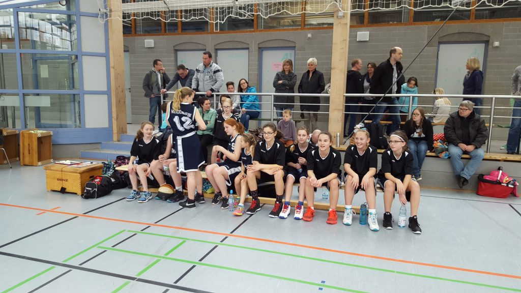U13 württembergische Meisterschaft 2015/16