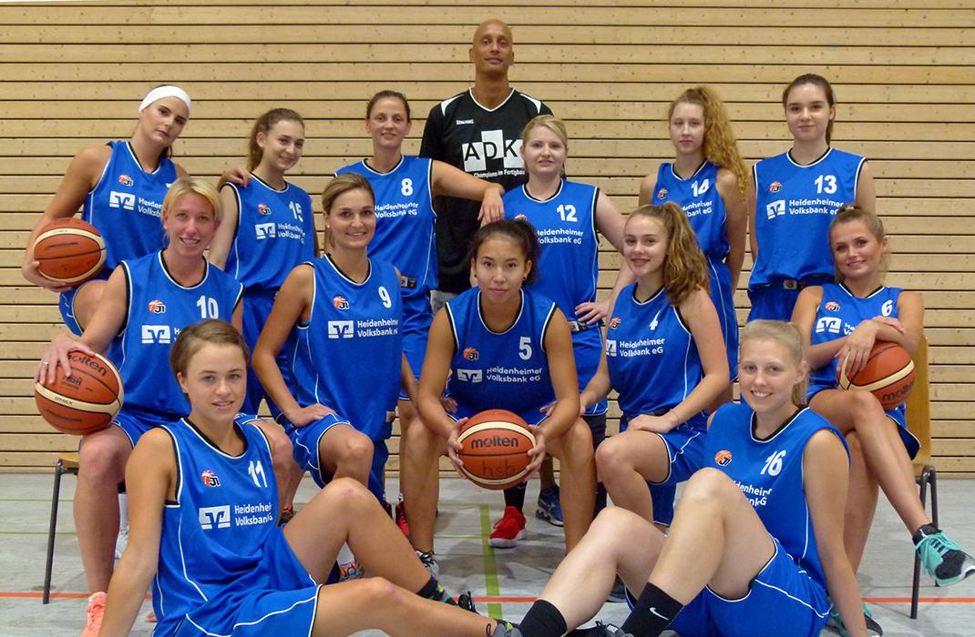 basketball heidenheim