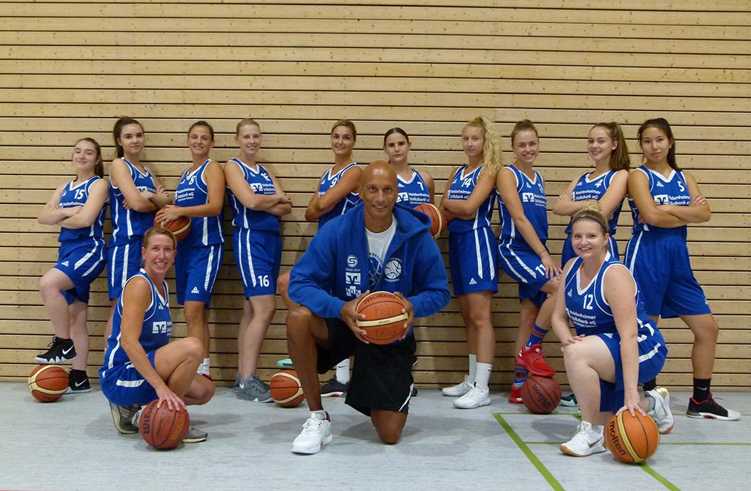 brand new 773e6 081a8 Damen I | HSB - Basketball